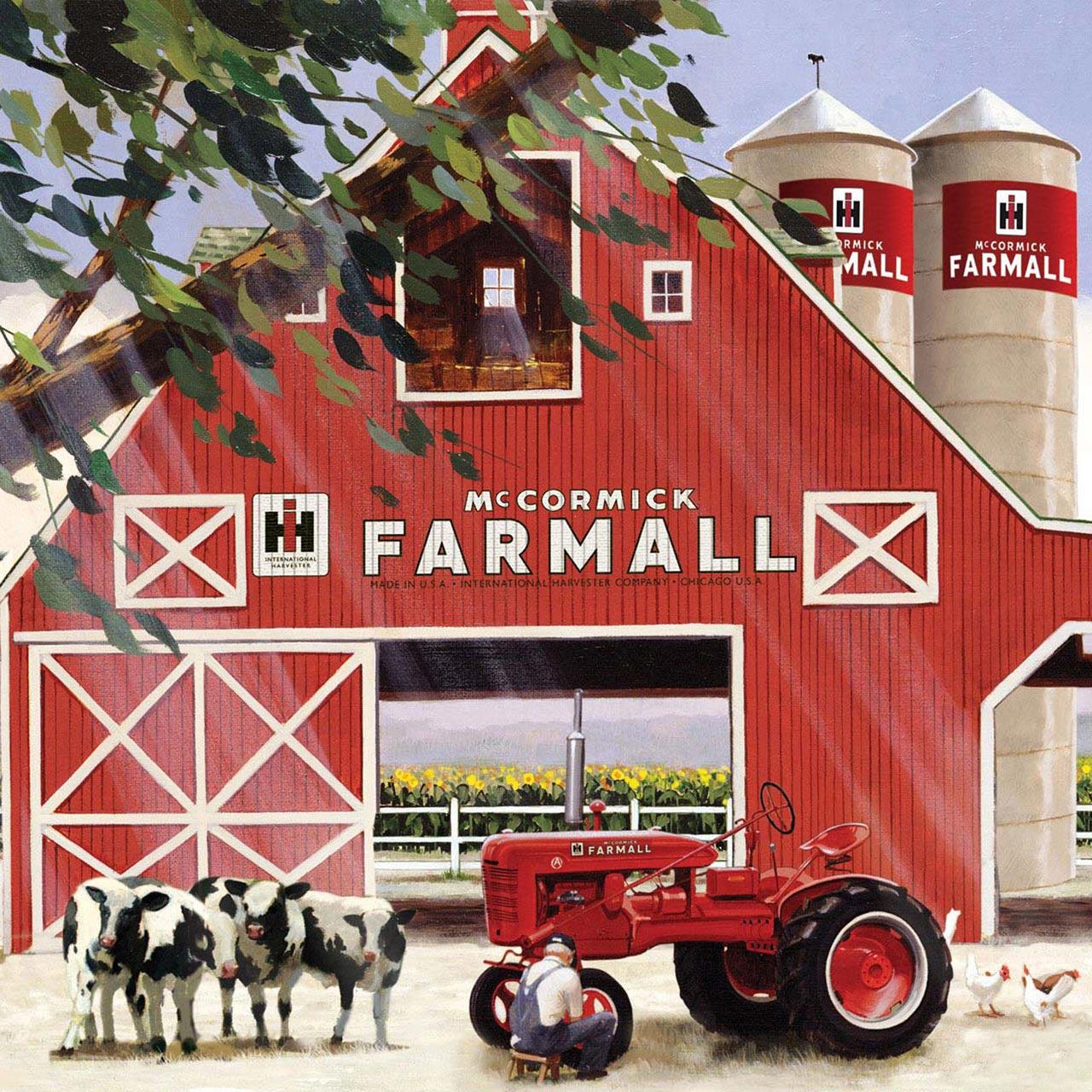 donald zolan grandpa's farm