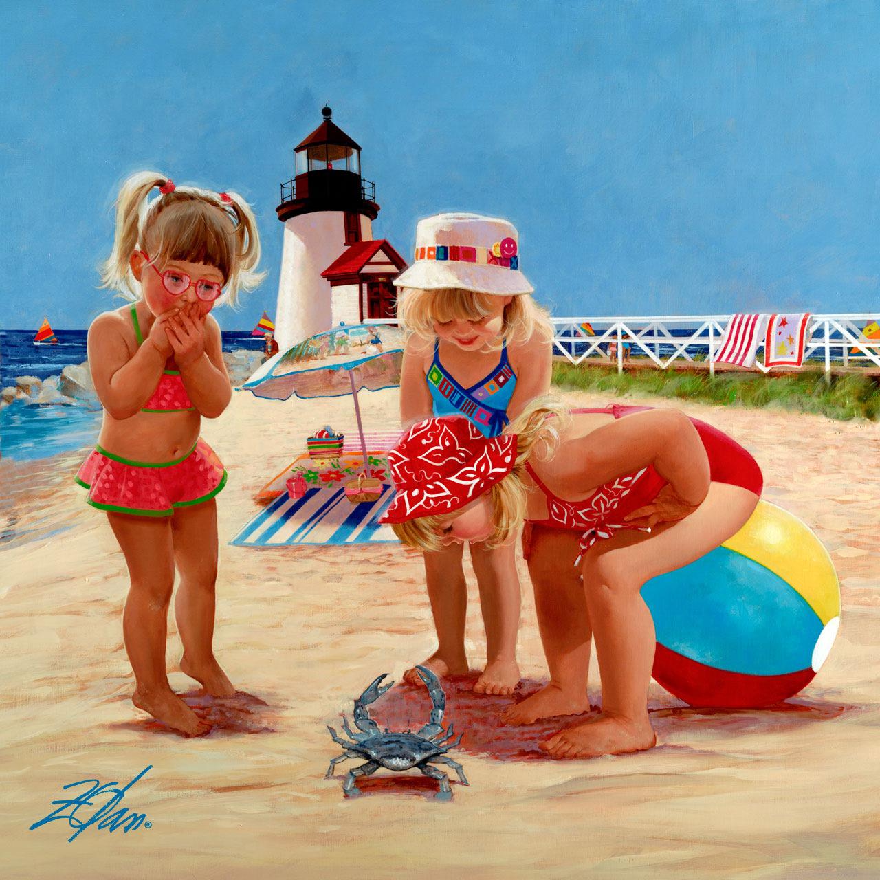 donald zolan kids seaside