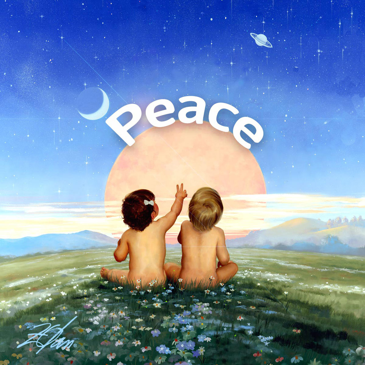 donald zolan peace