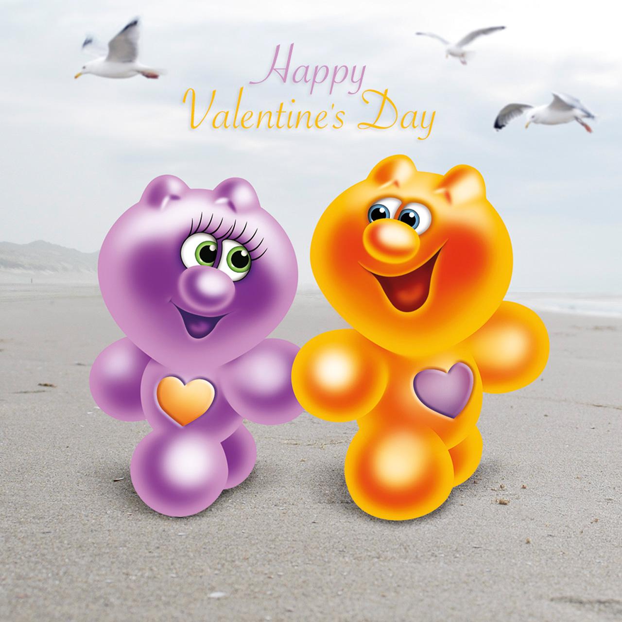 gelini happy valentine's day