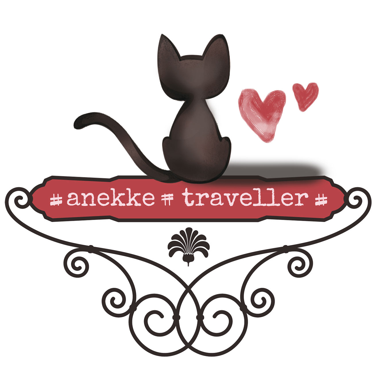 anekke traveller cat