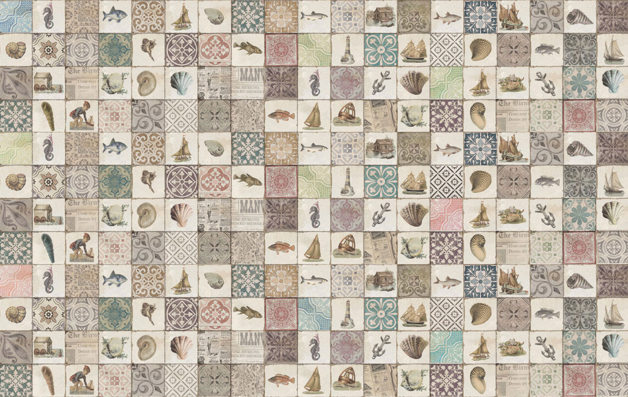anekke pattern seashells