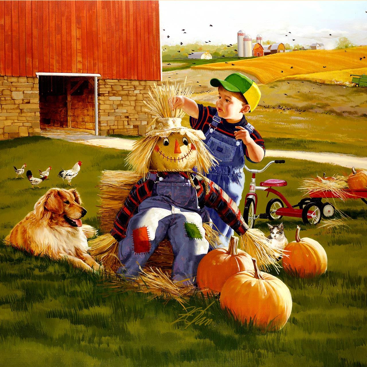 donald zolan scarecrow