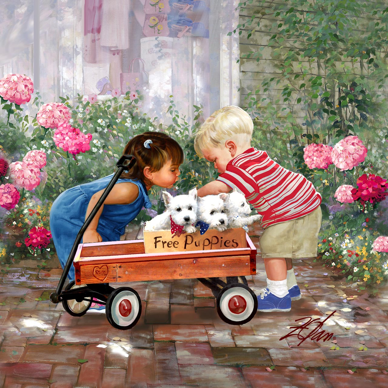 donald zolan puppy pals