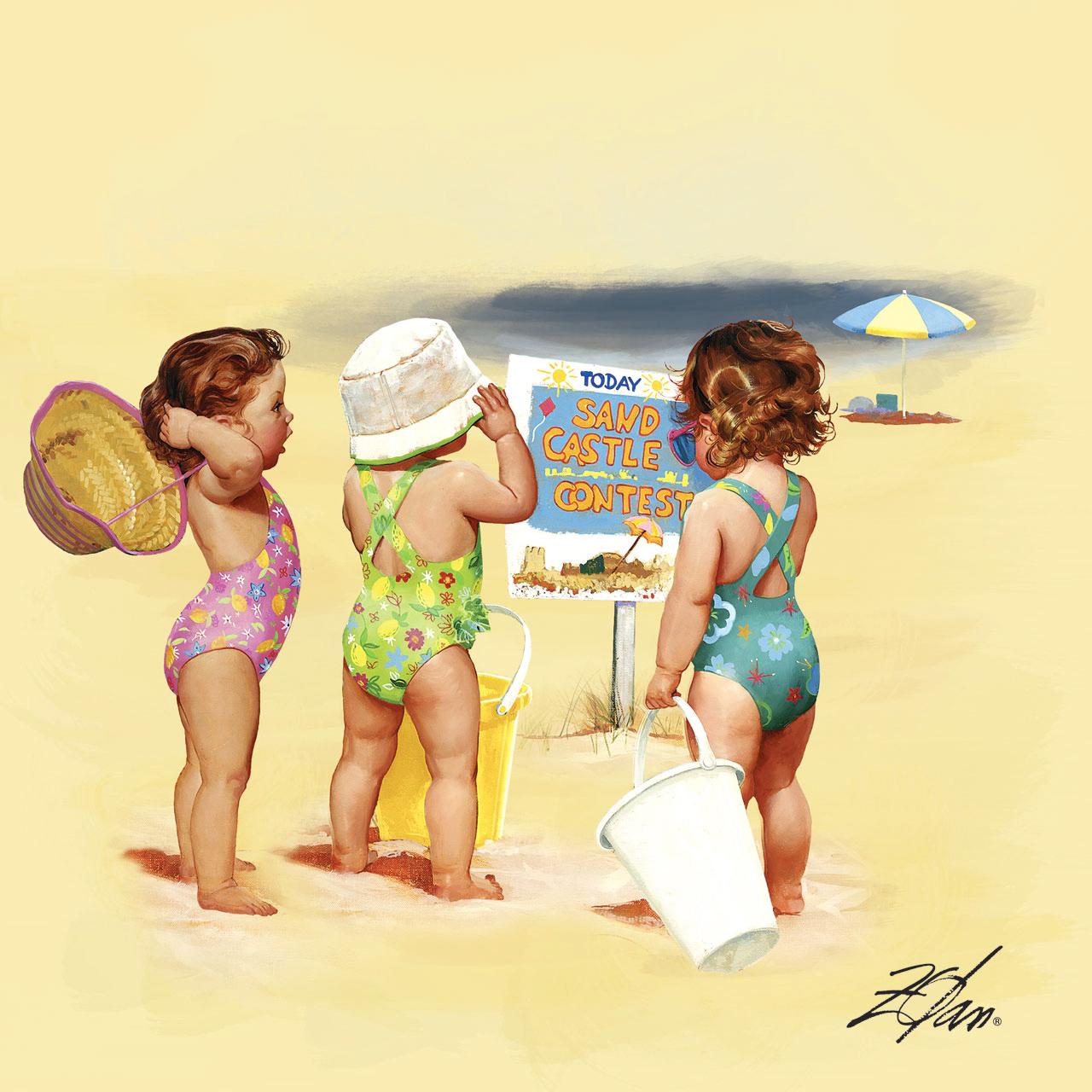 donald zolan cuddleabels beach