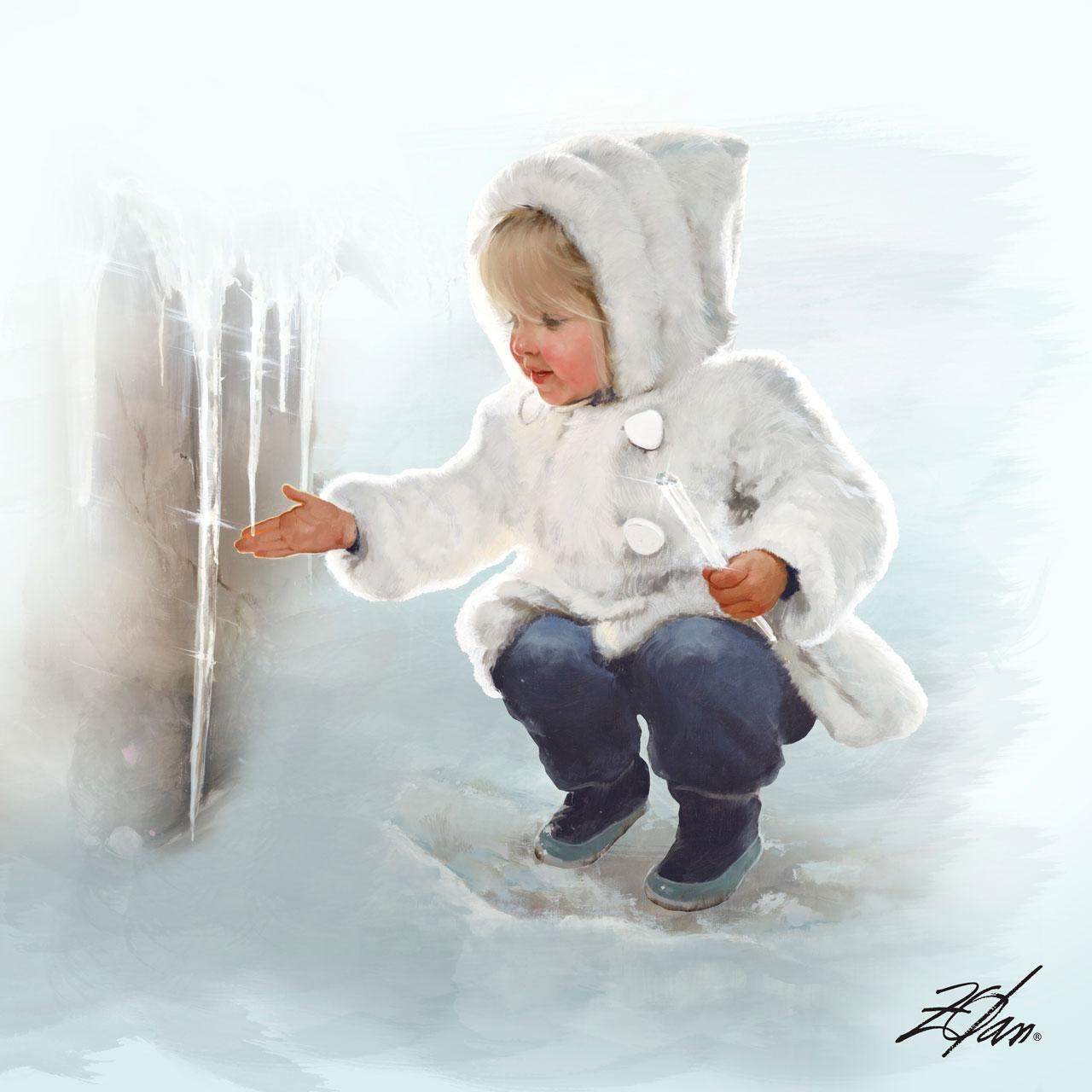 donald zolan cuddleabels winter