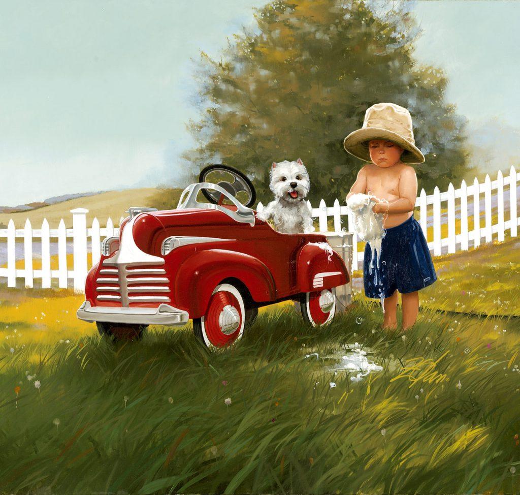 zolan red car