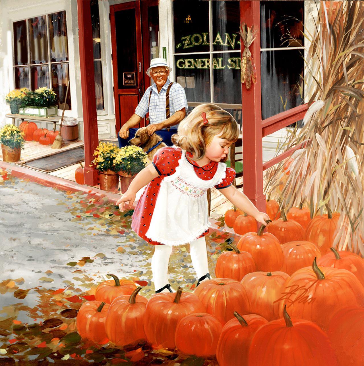 zolan pumpkins