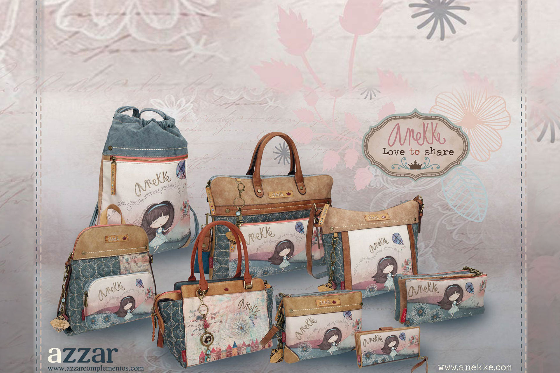 anekke bags collection