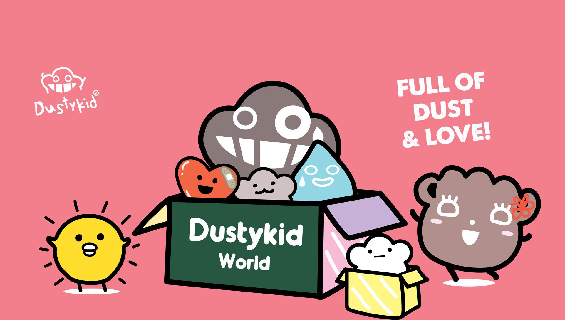 Dustykid World