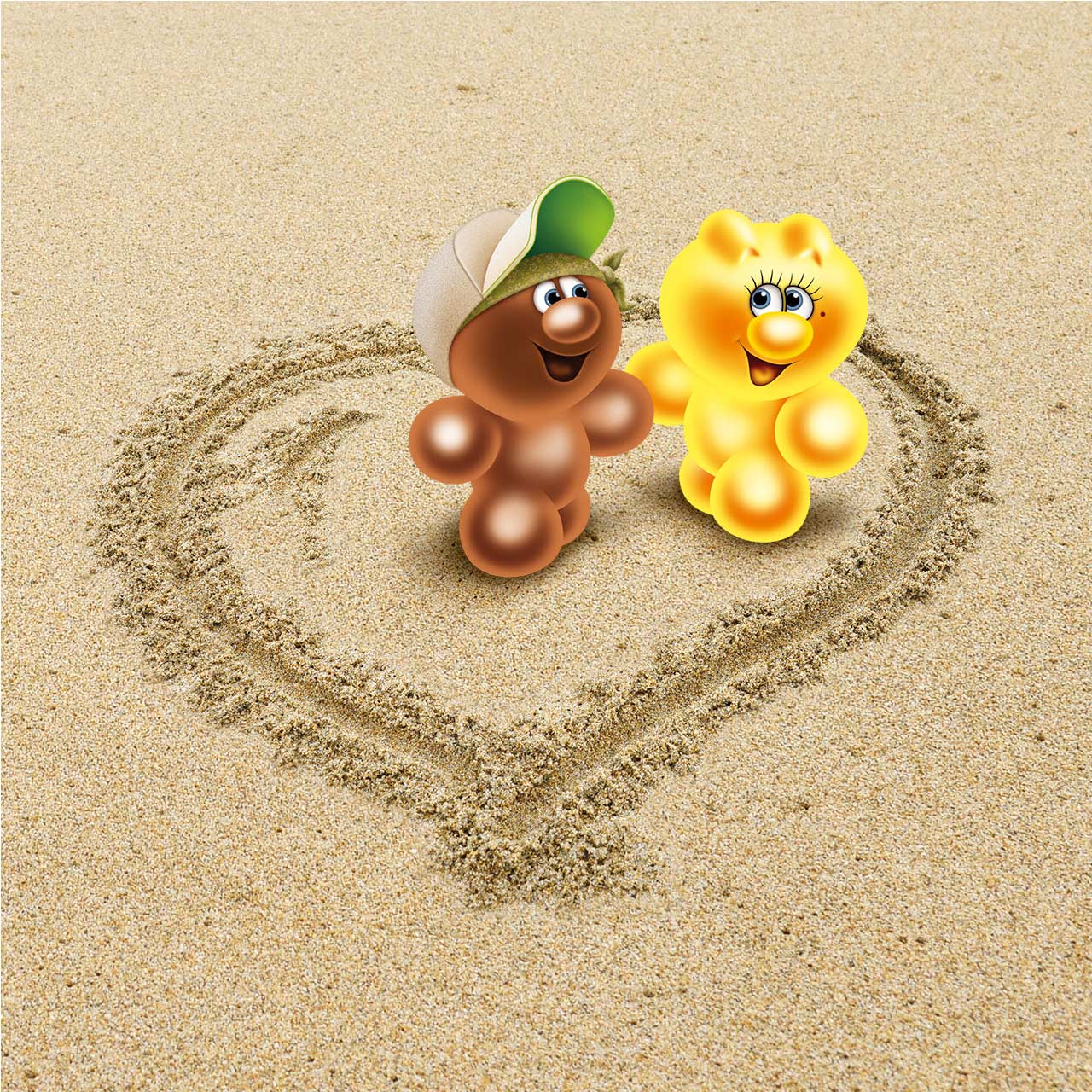 gelini character heart
