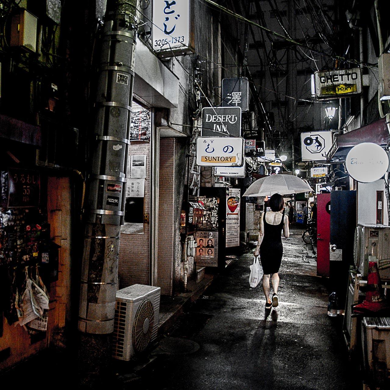Rocca streets Shinjuku