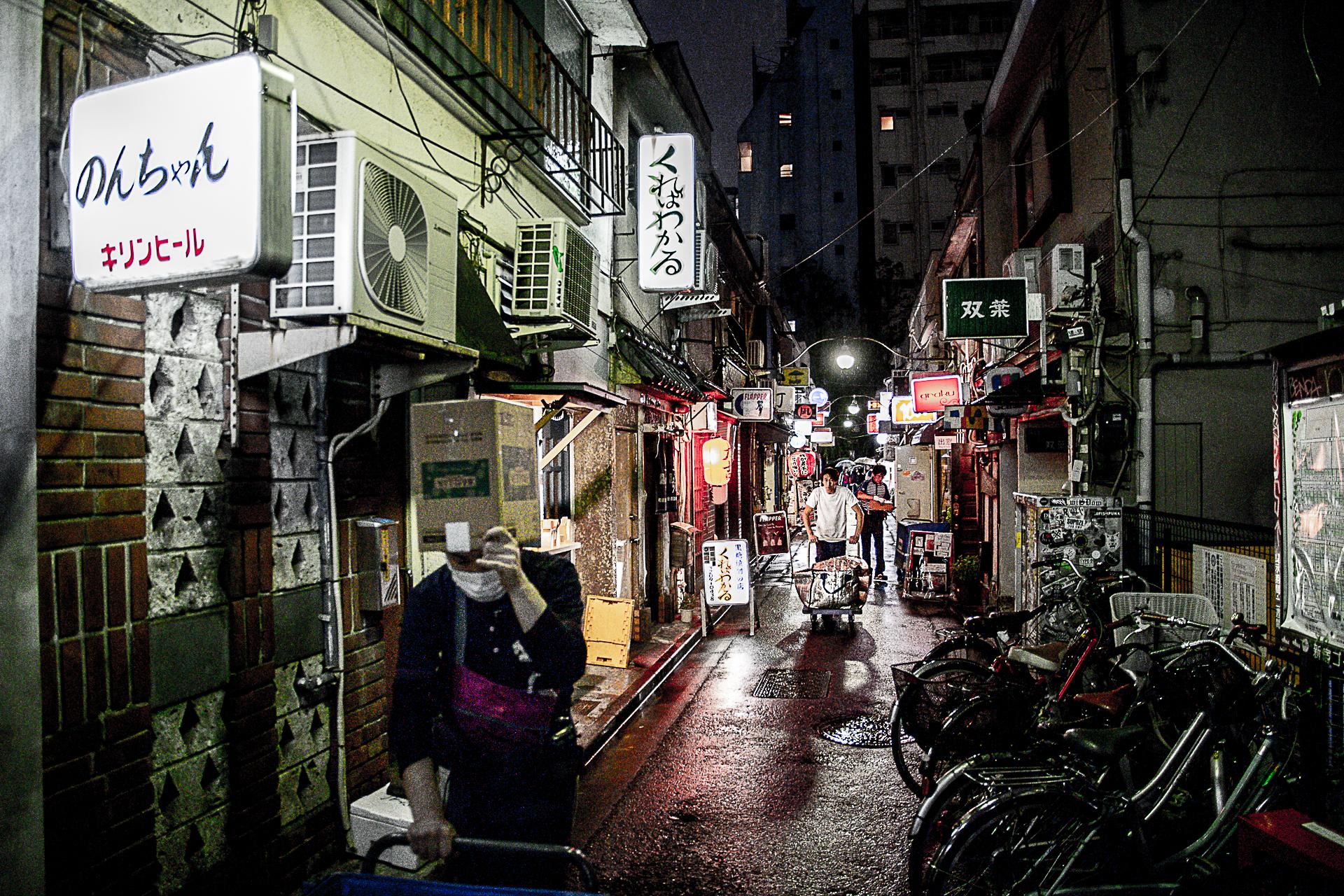 Rocca Shinjuku Streets