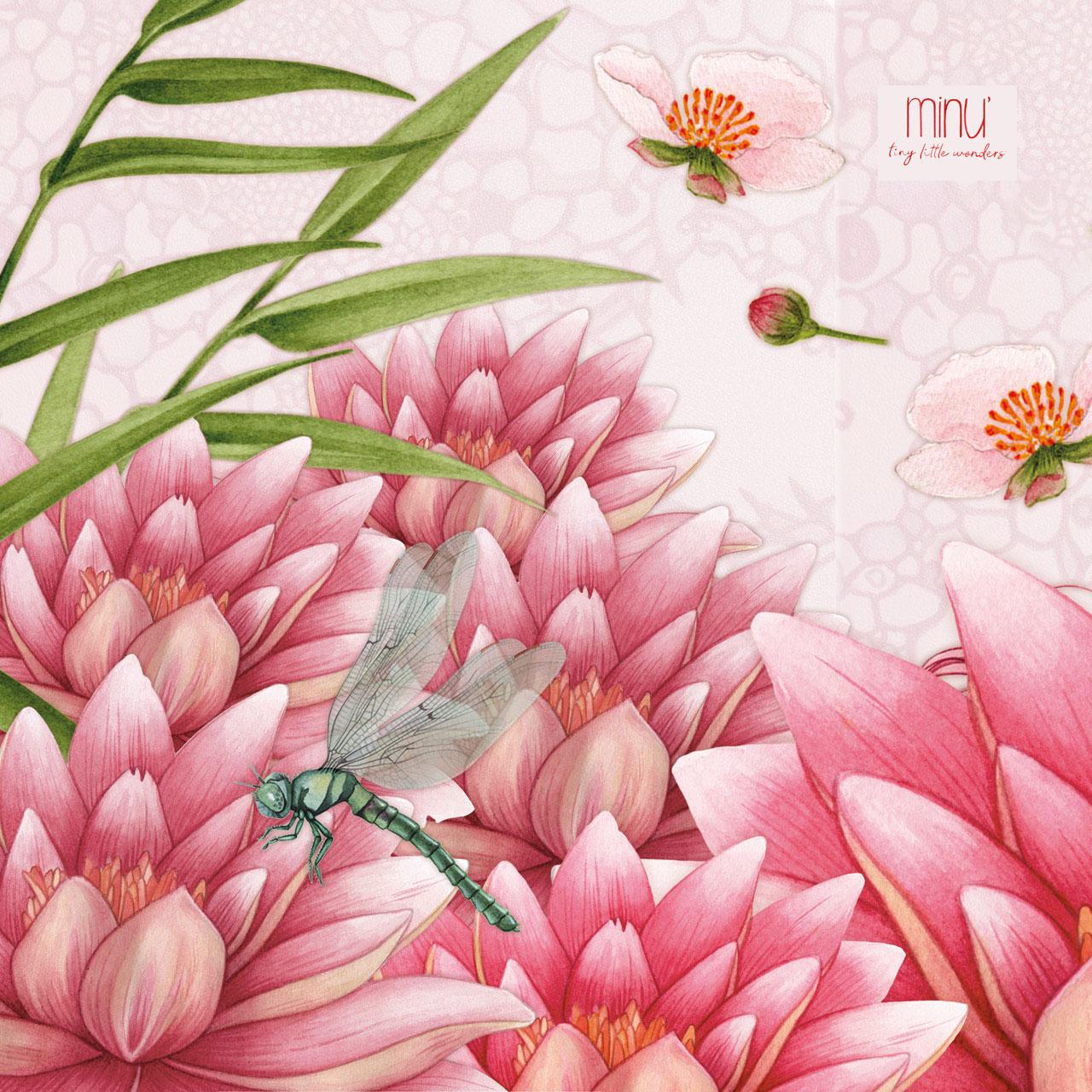 Minu waterlilies