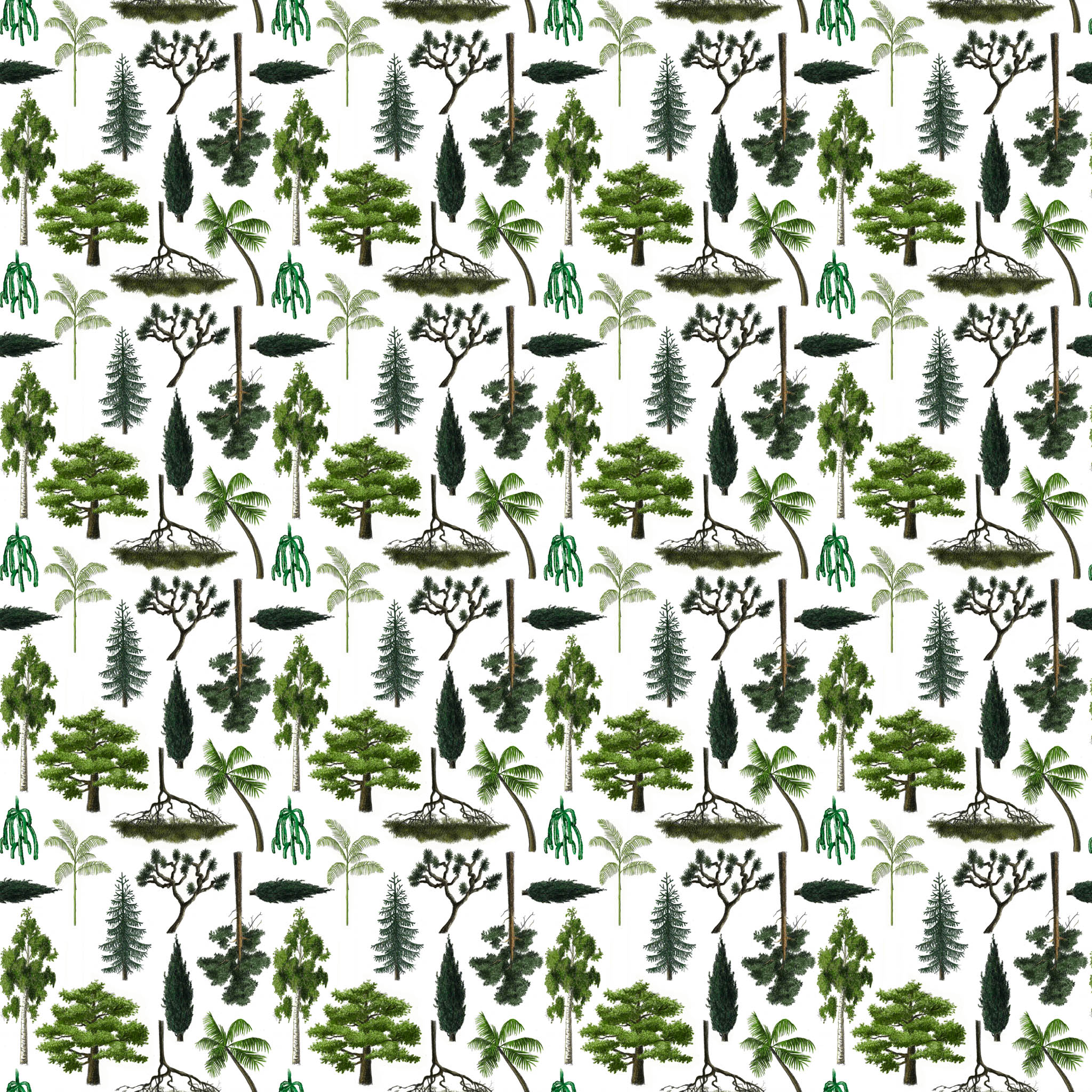 ivana helsinki trees