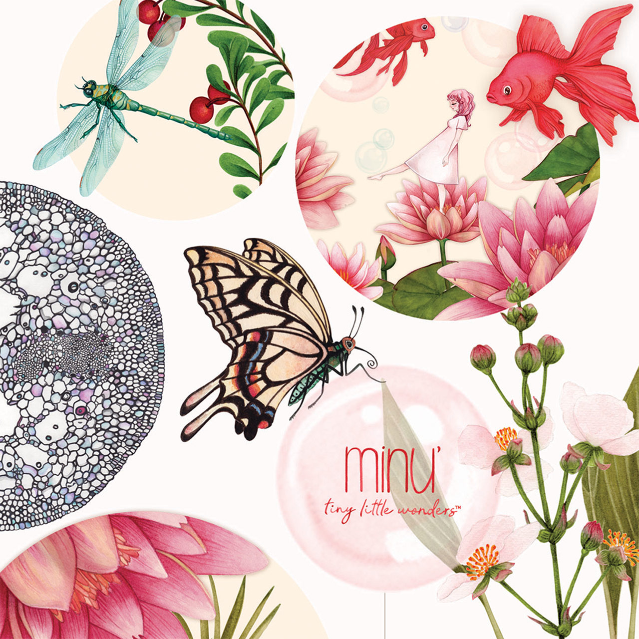 Minu lifestyle designs inspired by nature