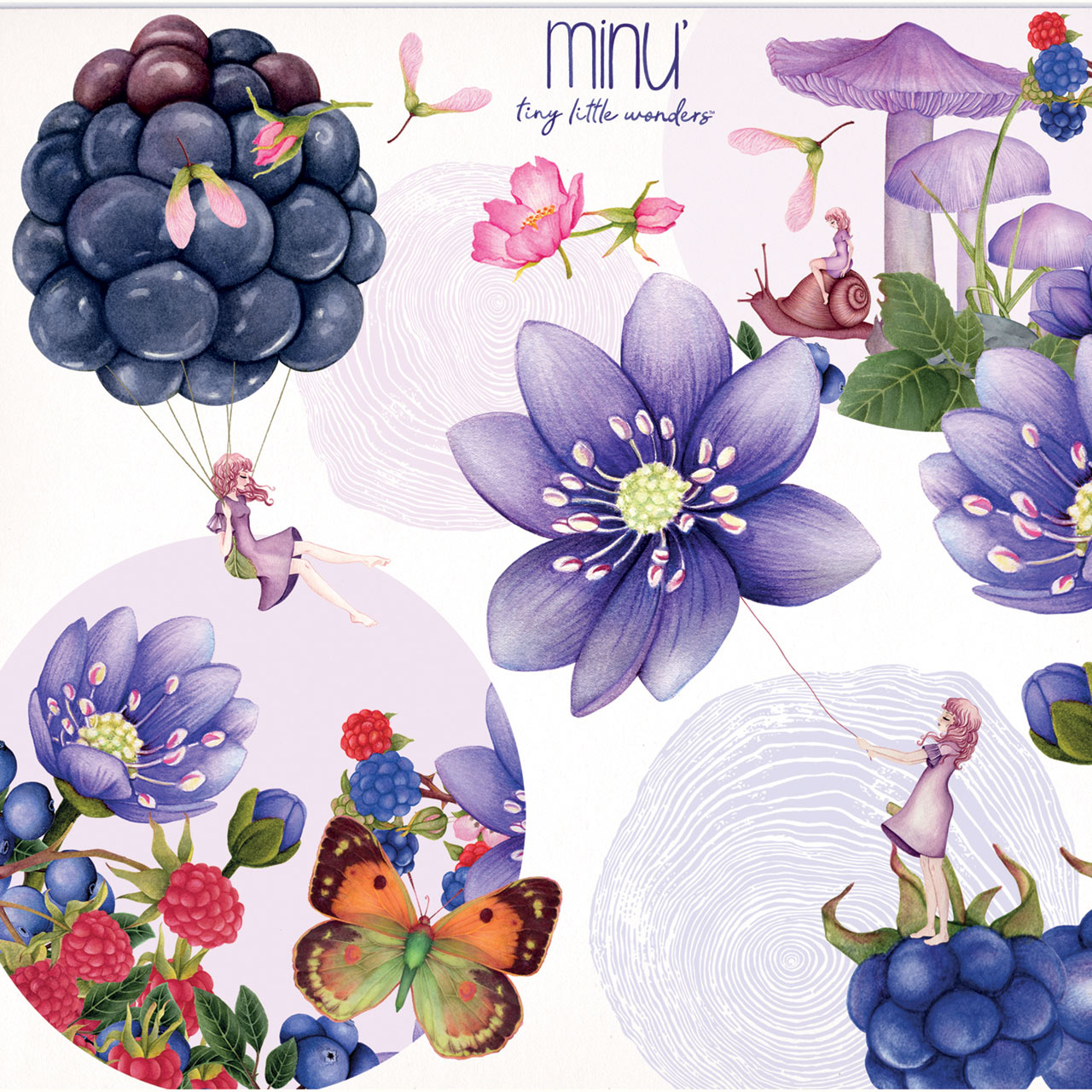 yume-wildberry collection