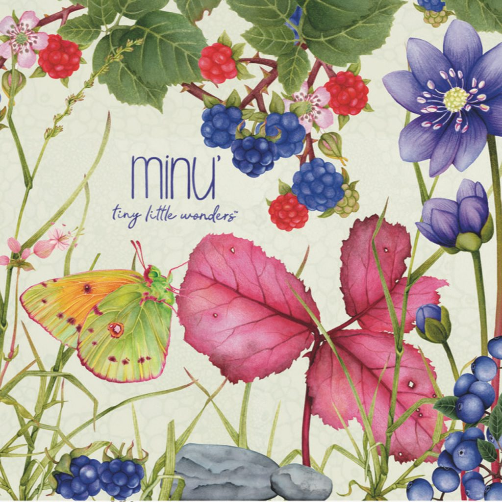 Minu Wildberry Collection