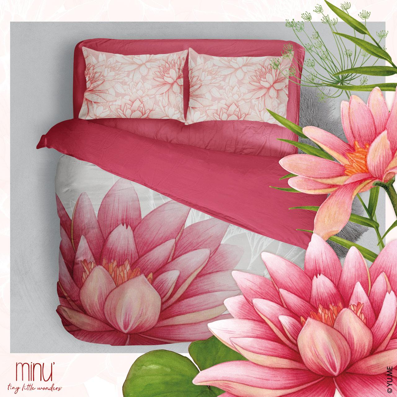 yume floral bedding