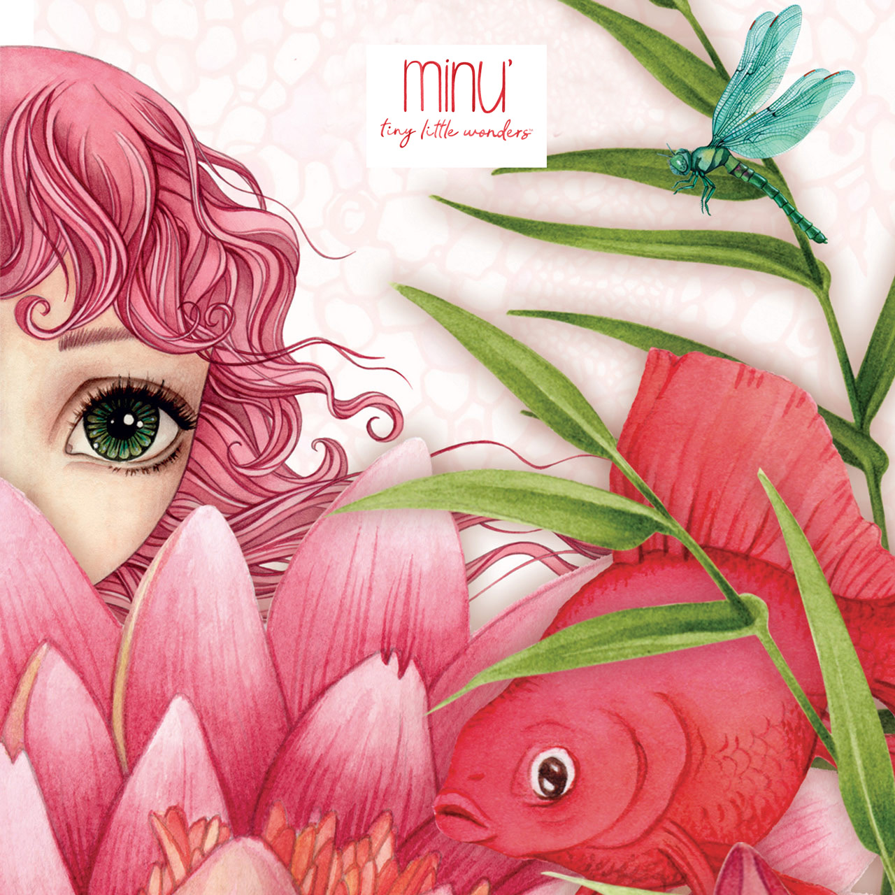 yume minu life at the pond collection