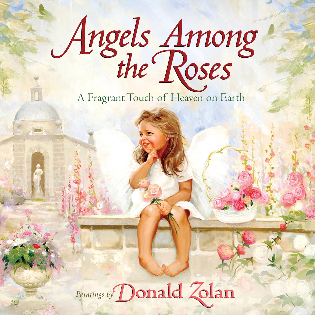 Donald Zolan angel book of poems