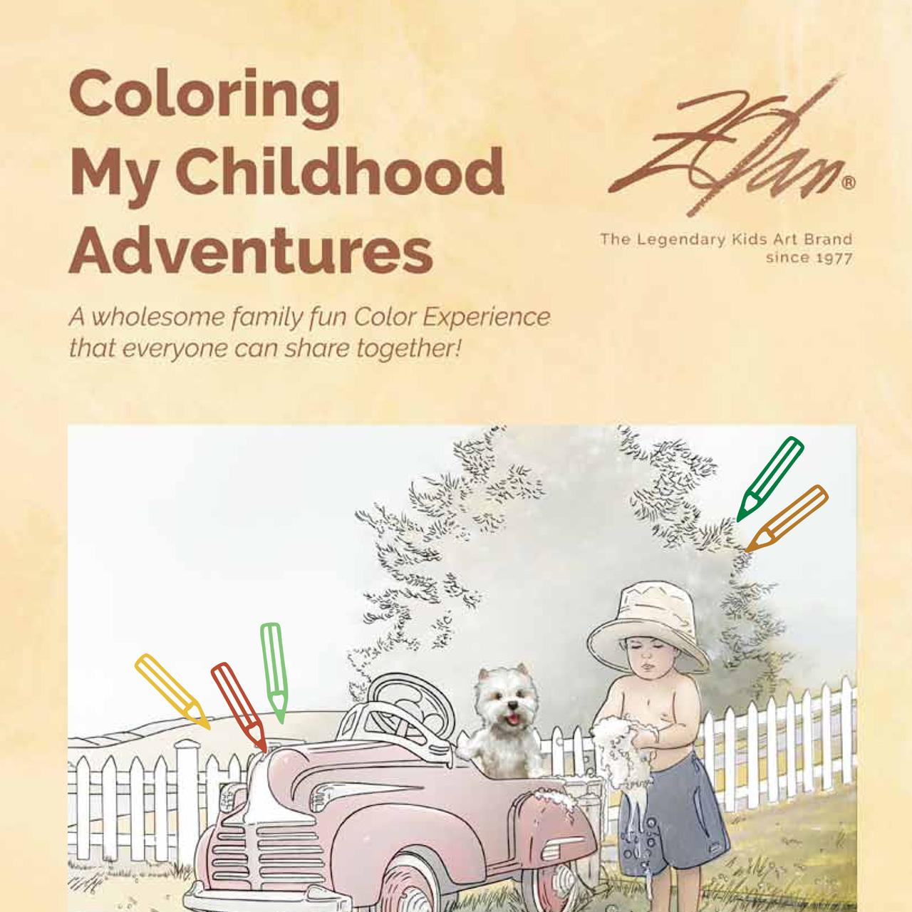 Donald Zolan Children's Brand