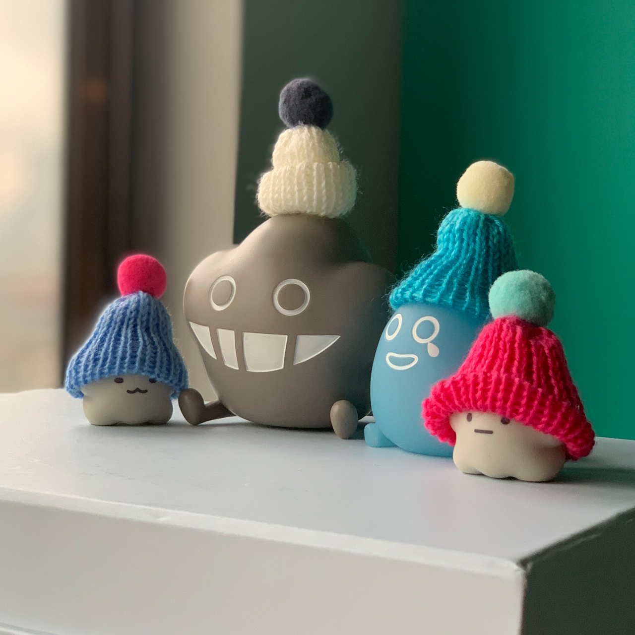 Dustykid inspirational character toys