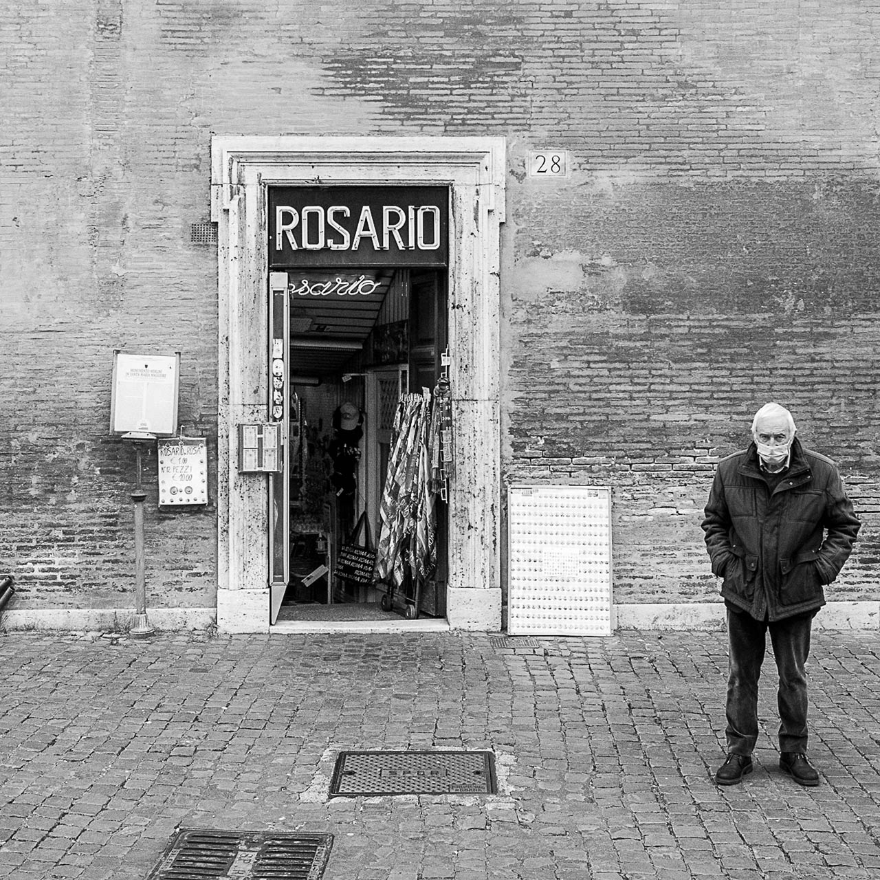 mainero rocca rome collection photography